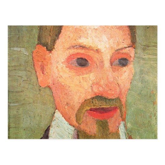 Rainer Maria Rilke Postcard