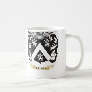 Raines Coat of Arms (Family Crest) Coffee Mug