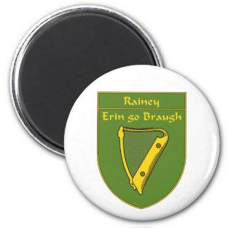 Rainey 1798 Flag Shield Fridge Magnets