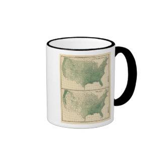 Rainfall Coffee Mugs