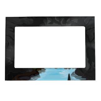 Rainforest Cave Magnetic Photo Frame