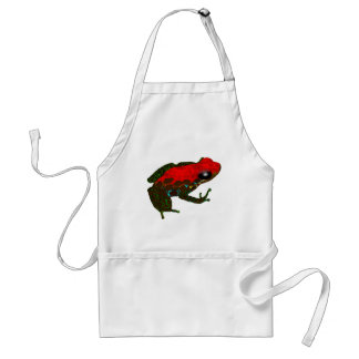 Rainforest Dart Frog Adult Apron