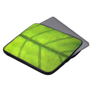 Rainforest Leaf Computer Sleeve
