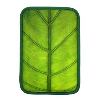 Rainforest Leaf iPad Mini Sleeve