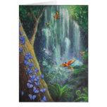 Rainforest Magic Greeting Card