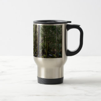 RAINFOREST MT FIELD NATIONAL PARK TASMANIA TRAVEL MUG