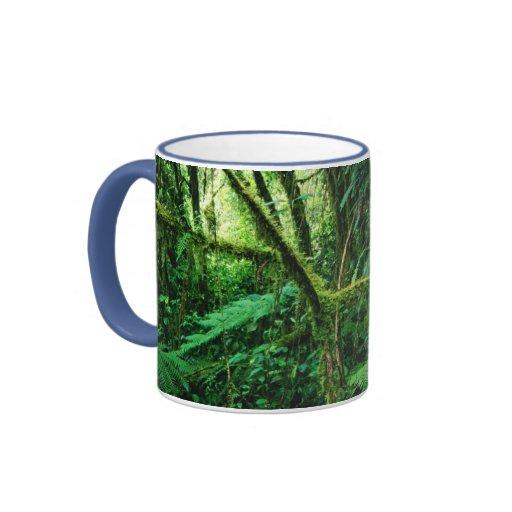 Rainforest Coffee Mugs