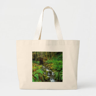 Rainforest Olympic NP Canvas Bags
