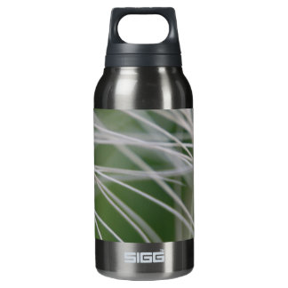 Rainforest Palm Tree Leaf Close Up Insulated Water Bottle