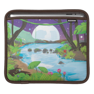Rainforest River Sleeve For iPads