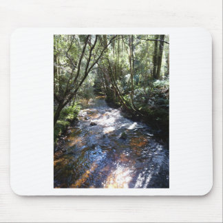 Rainforest Stream Mouse Pad