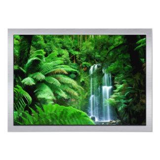 Rainforest & Waterfalls Card