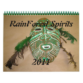 RainForestSpirits Calendar