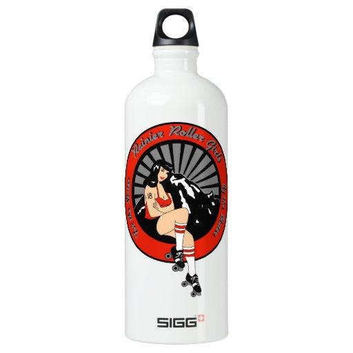 Rainier Roller Girls SIGG Traveler 1.0L Water Bottle