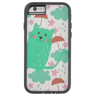 Raining Cats Tough Xtreme iPhone 6 Case