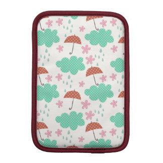 Raining Cats iPad Mini Sleeve