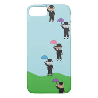Raining Cats iPhone 7 Case