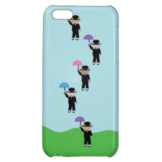 Raining Cats iPhone 5C Cases