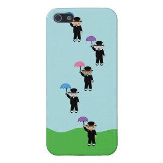 Raining Cats iPhone 5 Cover
