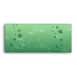 Raining Clover Envelope