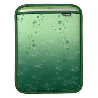 Raining Clover iPad Sleeve