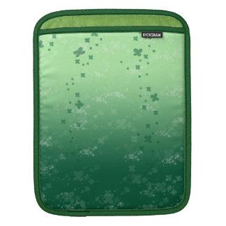 Raining Clover iPad Sleeves