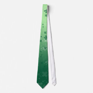 Raining Clover Neck Tie