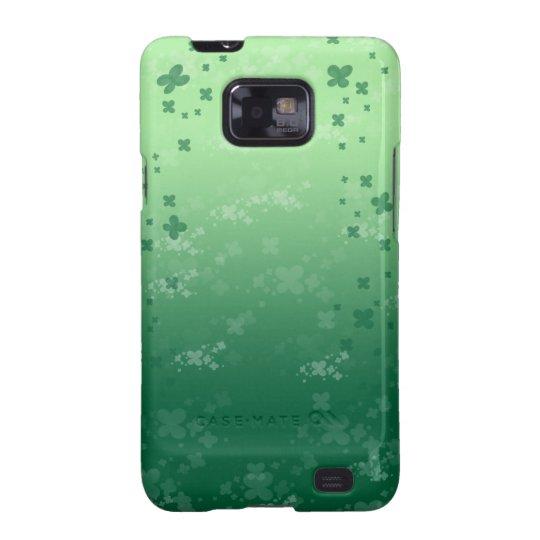 Raining Clover Samsung Galaxy SII Cover