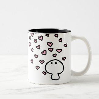 Raining Love Mug