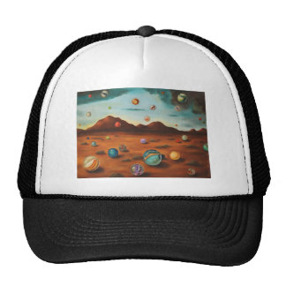 Raining Marbles Trucker Hat