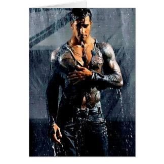 Raining Men Cards