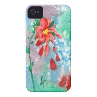 Raining Petals aceo BlackBerry Bold Case
