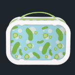 "Raining Pickles Lunch Box<br><div class=""desc"">&#169;2015 staceyjean.com</div>"
