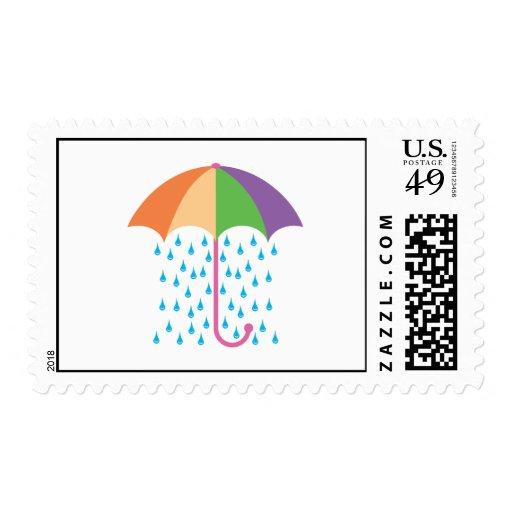 raining postage