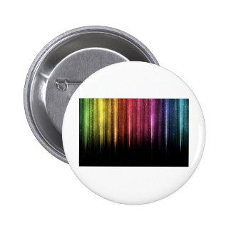 Raining Rainbow stars Pin
