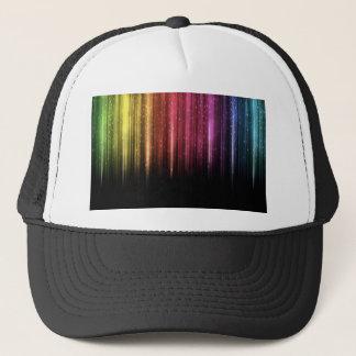 Raining Rainbow stars Trucker Hat