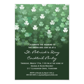 St Patricks Day Party Invitations Announcements Zazzle