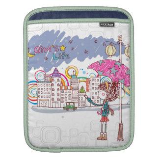 Raining Sleeve For iPads