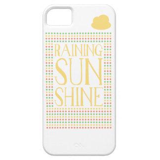Raining Sunshine iPhone 5 Cases