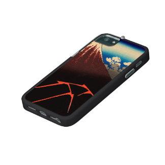 Rainstorm Beneath the Summit iPhone 5/5S Case