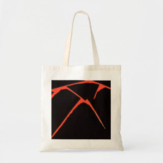 Rainstorm Beneath the Summit Lava Tote Bag