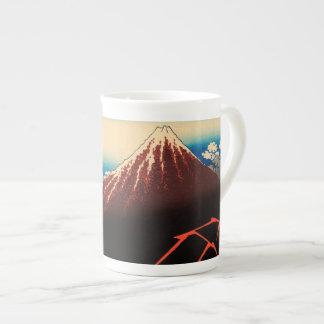 Rainstorm Beneath the Summit Tea Cup