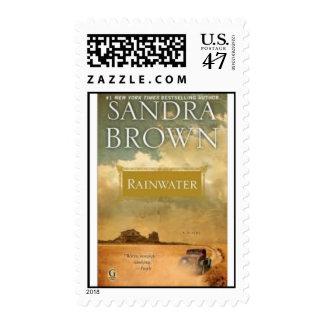 Rainwater by Sandra Brown Stamp
