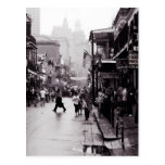 Rainy Bourbon Postcard