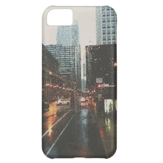 Rainy Chicago Cover For iPhone 5C
