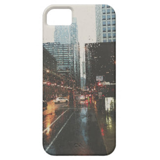 Rainy Chicago iPhone SE/5/5s Case