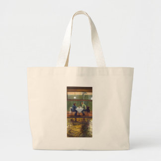 Rainy Date Tote Bags
