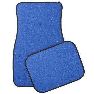 rainy day 14216 blue (I) Car Mat