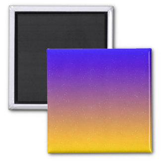 rainy day 14216 gradient 3 (I) 2 Inch Square Magnet