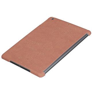 rainy day 14216 peach (I) iPad Air Cases
